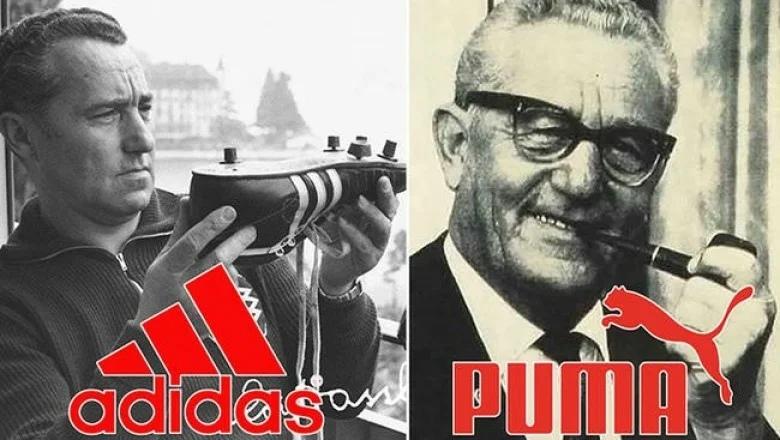 Как поссорились два родных братца Puma и Adidas