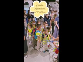 Фильма отъ ONE SEED preschool education/kindergarten