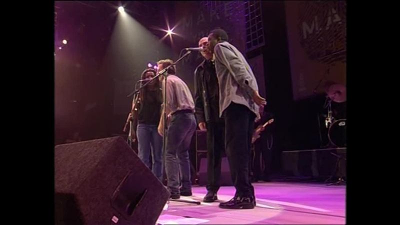 Gabriel Chapman Springsteen Ndour Get Up Stand Up The Paris Concert For Amnesty International 1998