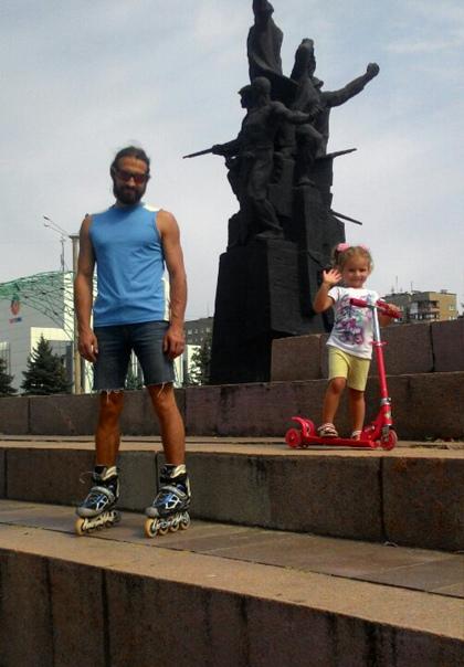 Руслан Савостиков, Украина