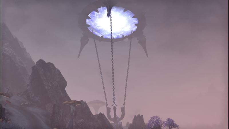 Elder Scrolls Online Дольмен Даэн Сита