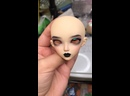 WIP makeup for MiniFee Chloe