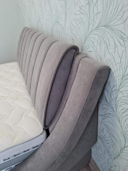 Продаю практически новую кровать с | Объявления Орска и Новотроицка №16560
