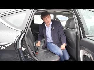 Хороший обзор автомобиля FAW X80