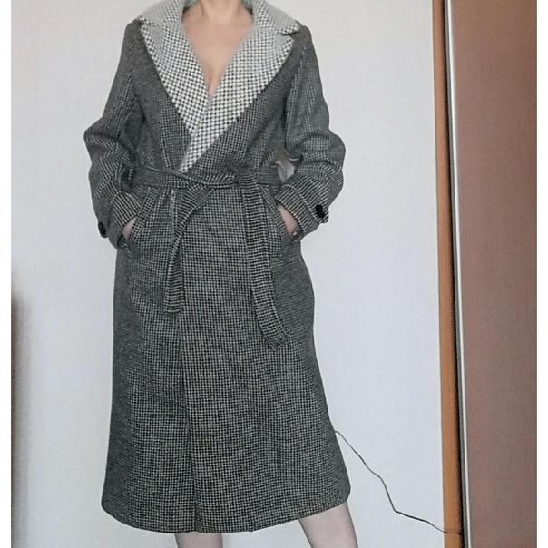 🍂Продаю новое тёплое пальто, размер 42-44, цена 20...