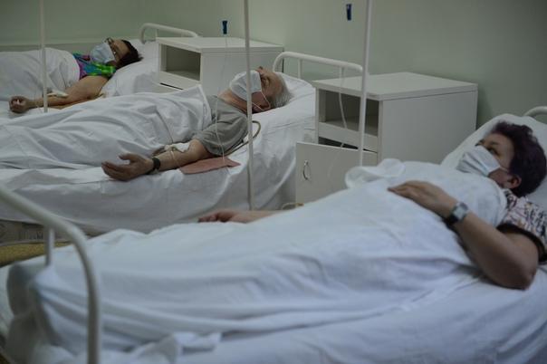 Число заразившихся коронавирусом за сутки в Самарс...