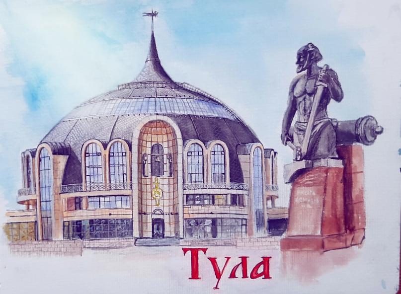 Заявки в рамках конкурса дизайна карты «Тройка» в Тульской области, изображение №21