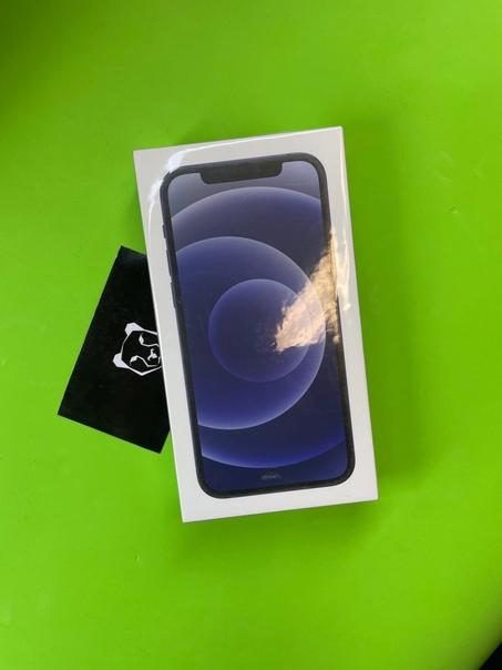 iPhone 12 Black.64GBRM/AЗапечатан345000тг.Есть рас...