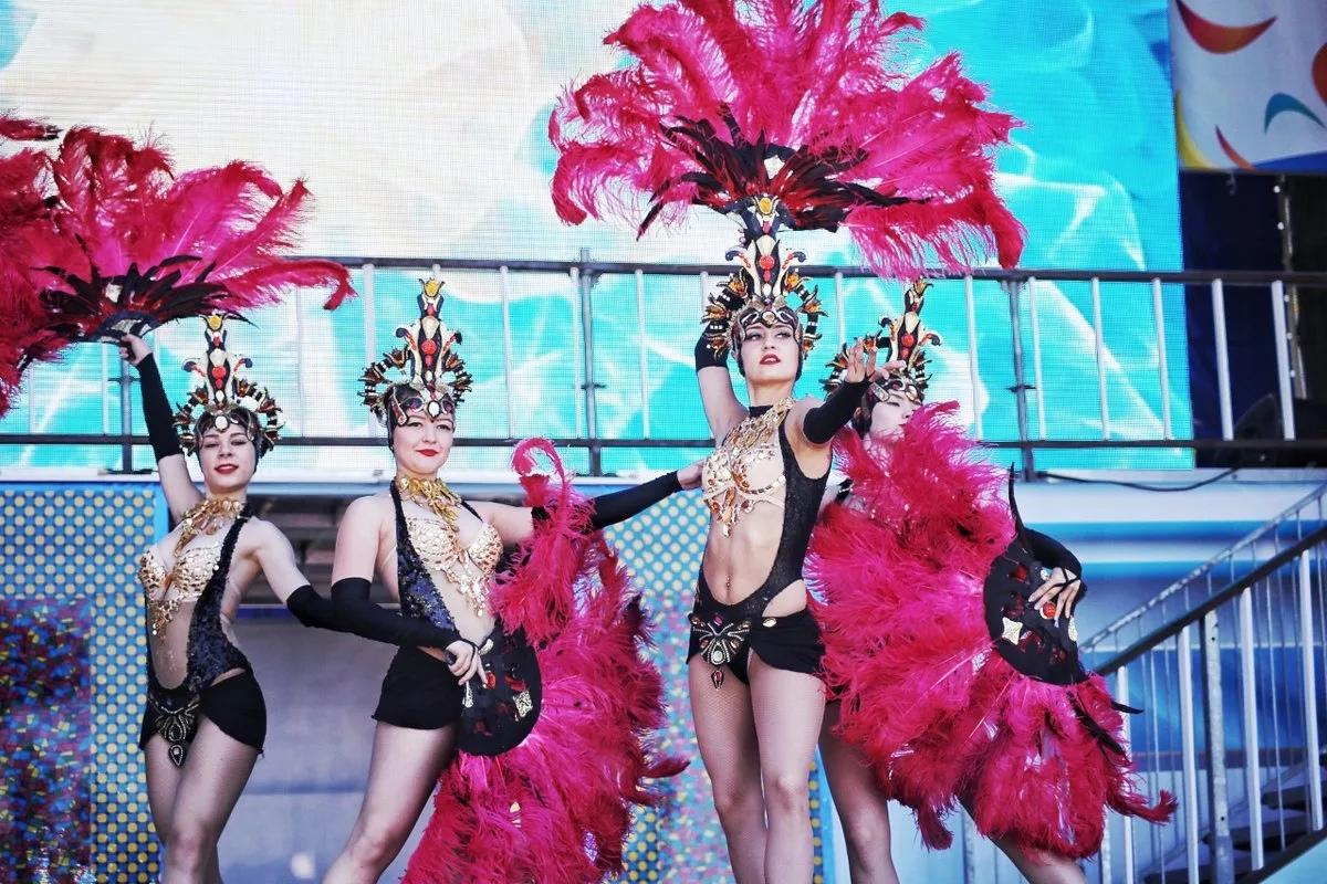 Дешёвые авиа и ж/д билеты в Геленджик на Карнавал в июне