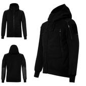 F2 черный, флисовая куртка