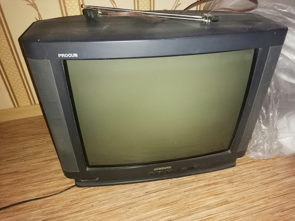 Кому нажен телевизор в рабочем состоянии (даром) 8...