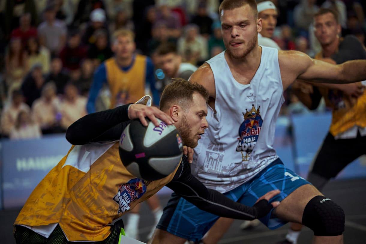 Red Bull Half Court национальный финал