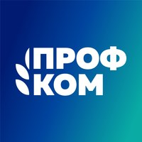 Логотип ПРОФКОМ СТУДЕНТОВ УрГЭУ