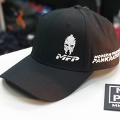 Бейсболка MFP Pankration Black\White