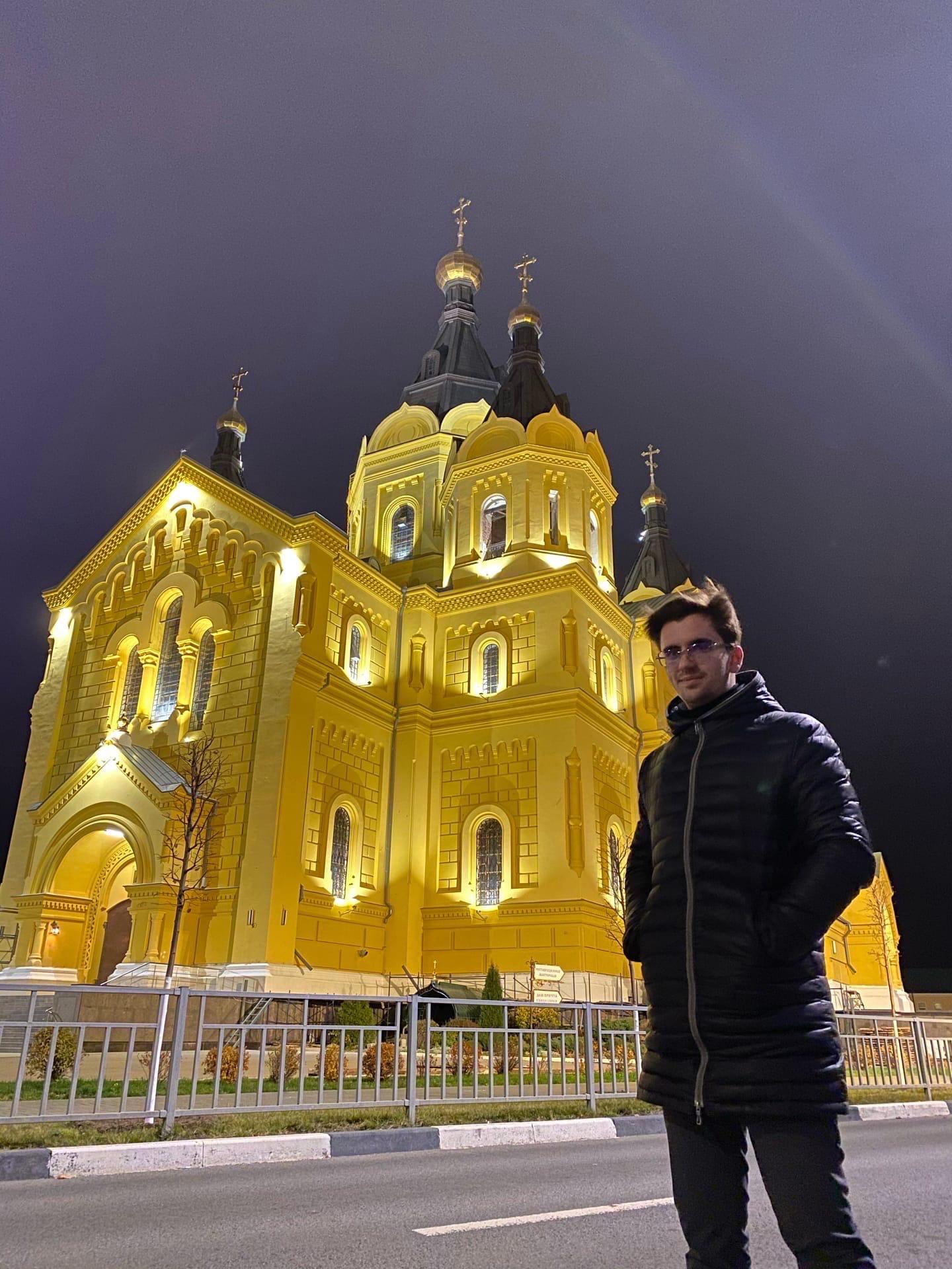Георгий, 21, Votkinsk
