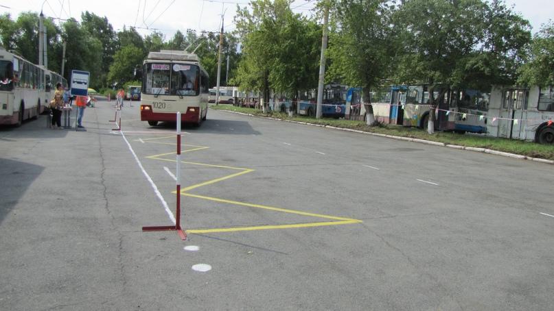 Конкурс профессионального мастерства среди водителей троллейбуса— 2021., изображение №67