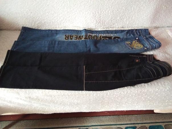 Отдам джинсы. размер  28. Синии фирма,, Дженифер Л...