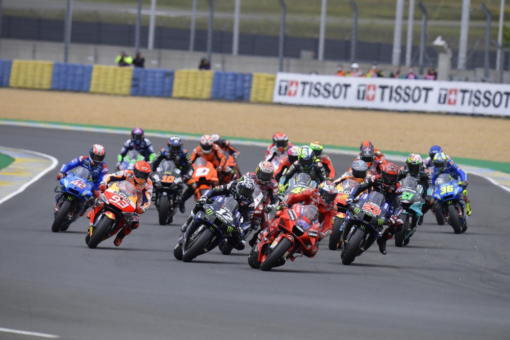 Результаты Гран При Франции 2021