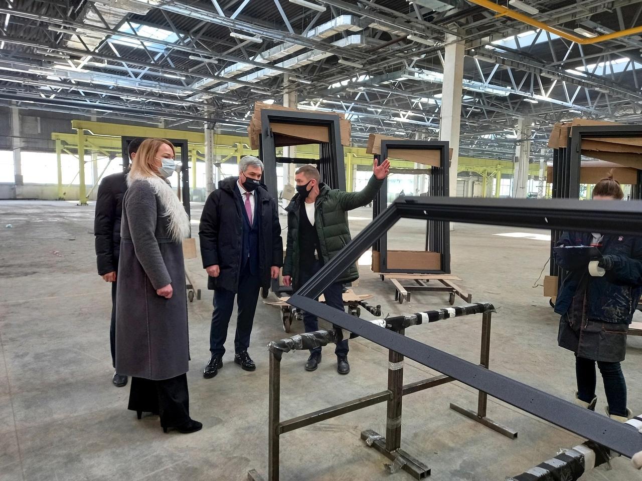На «Феррони-Тольятти» запускают крупное производство металлических дверей