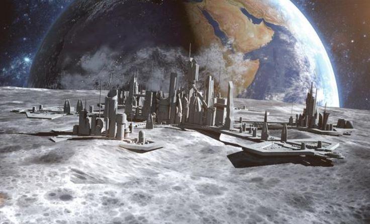 Луна - творение инопланетного разума, изображение №2