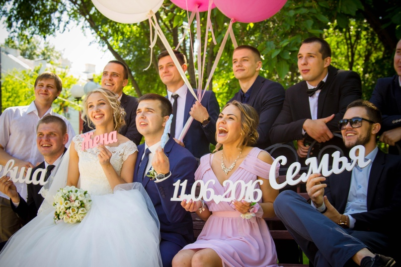 Мария Рачителева на свадьбе Екатерины Левши