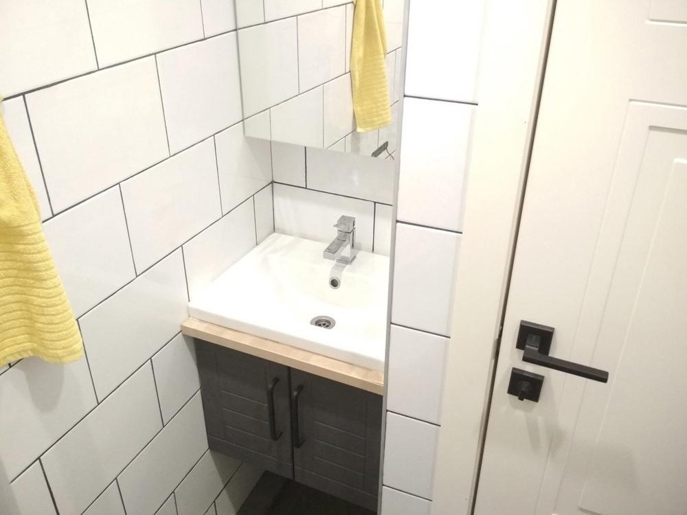Ремонт маленькой квартиры-студии 22,6 кв.