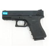 Модель пистолета WE Glock 23 Gen3 Gas Black
