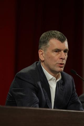 2020 - Встреча с Михаилом Прохоровым