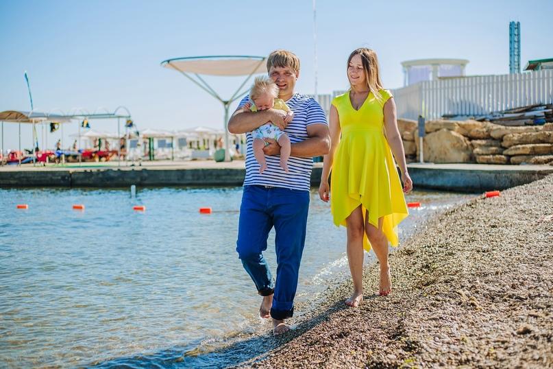Семейная фотосессия в Севастополе - Фотограф MaryVish.ru