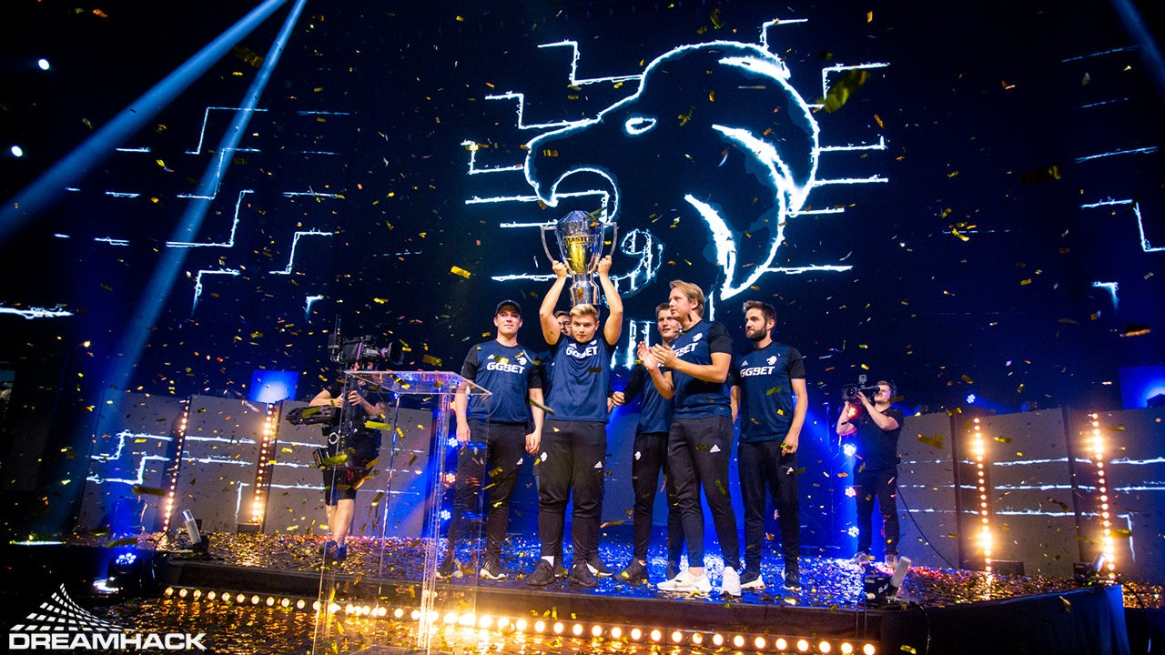 Winning North at DreamHack Masters Stockholm 2018