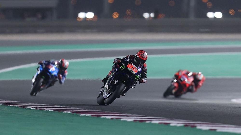 Результаты Гран При Катара 2021 (этап 2)
