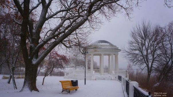 В заснеженном парке | Фото: Людмила Калинина | #Ки...
