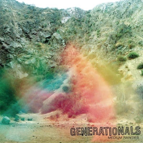 Generationals album Medium Rarities