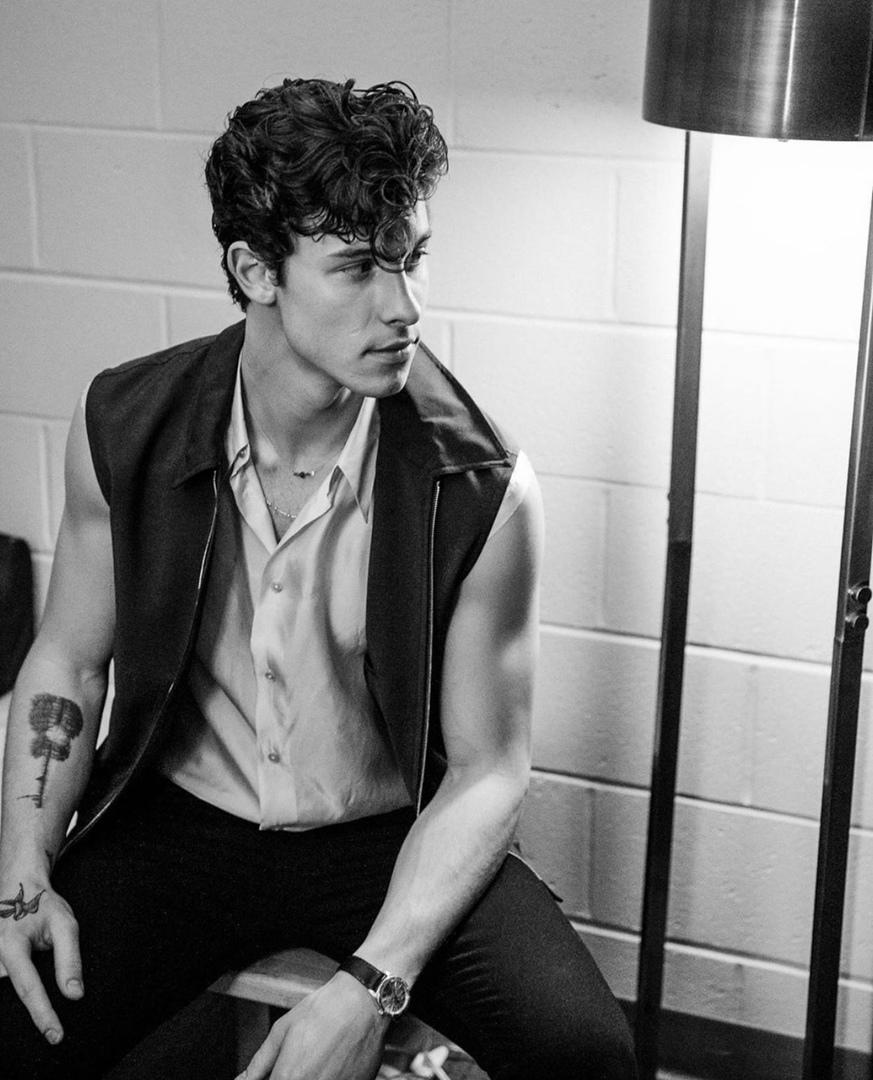 фото из альбома Shawn Mendes №10