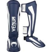 Защита ног Venum Elite Navy Blue