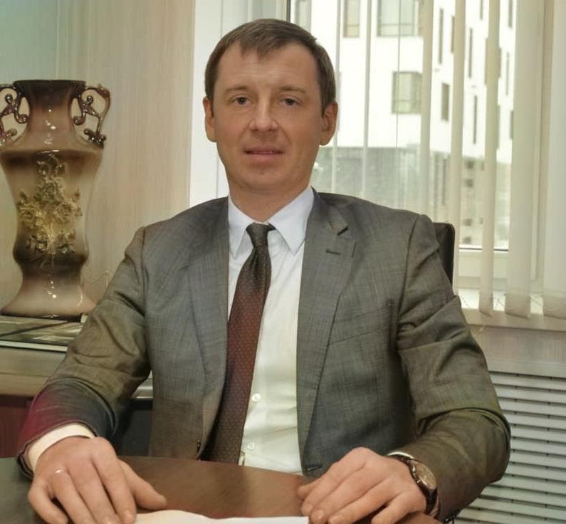 Генеральный директор АО «Мытищинская теплосеть» Алексей Казанов