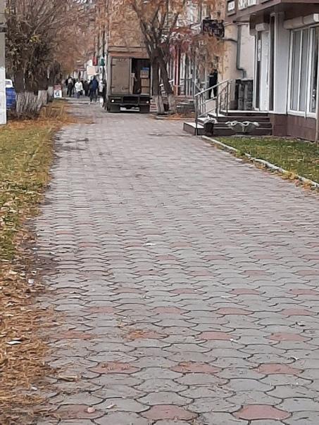 Хотим хорошие тротуары?! Вот наглядный пример, как...