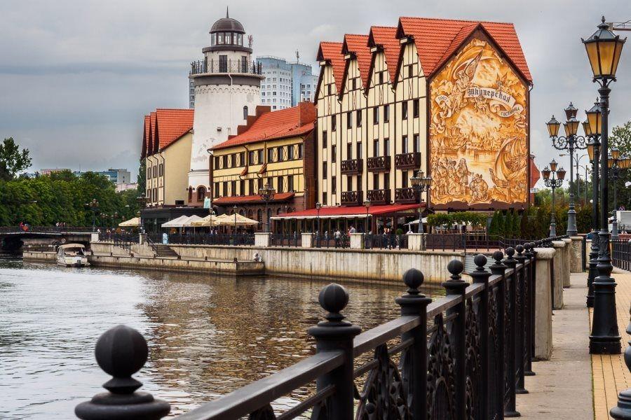 2022-05, Туры в Калининград из Тольятти в мае, 8 дней (N)