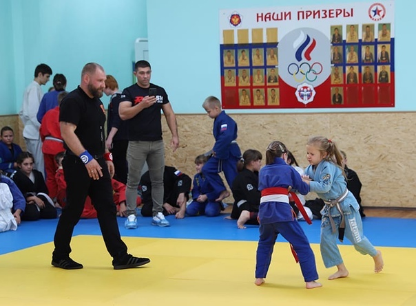 ▪️ Белореченские грэпплеры стали лучшими на «Кубан...