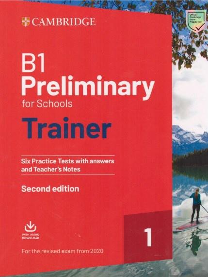 Cambridge Preliminary School Trainer edition 4hdHTsbnLMI.jpg?size