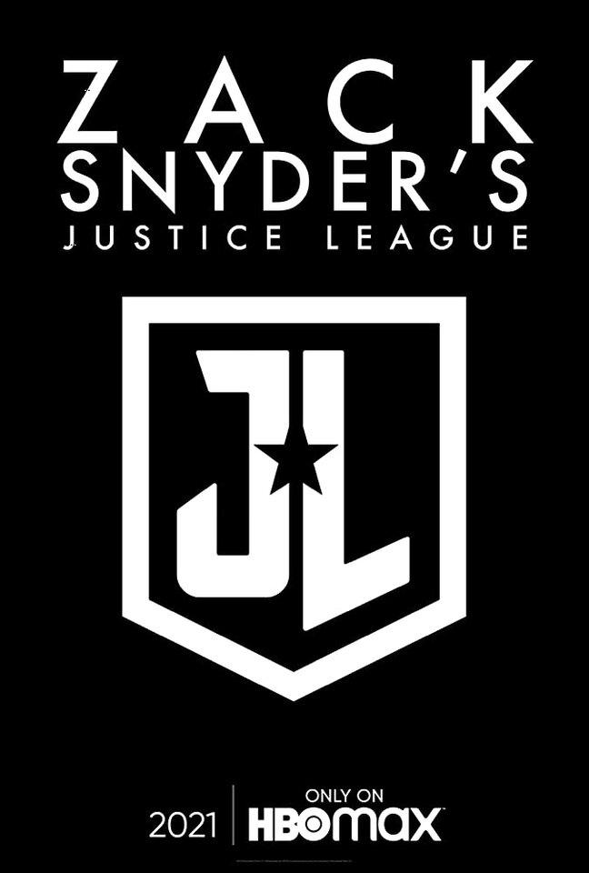 Лига справедливости Зака Снайдера - 2021 #Экшен