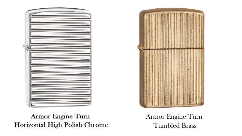 Встречают по одёжке: виды покрытия Zippo, изображение №16