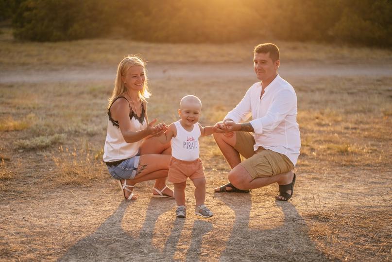 Семейная фотосессия в Новом Свете - Фотограф MaryVish.ru
