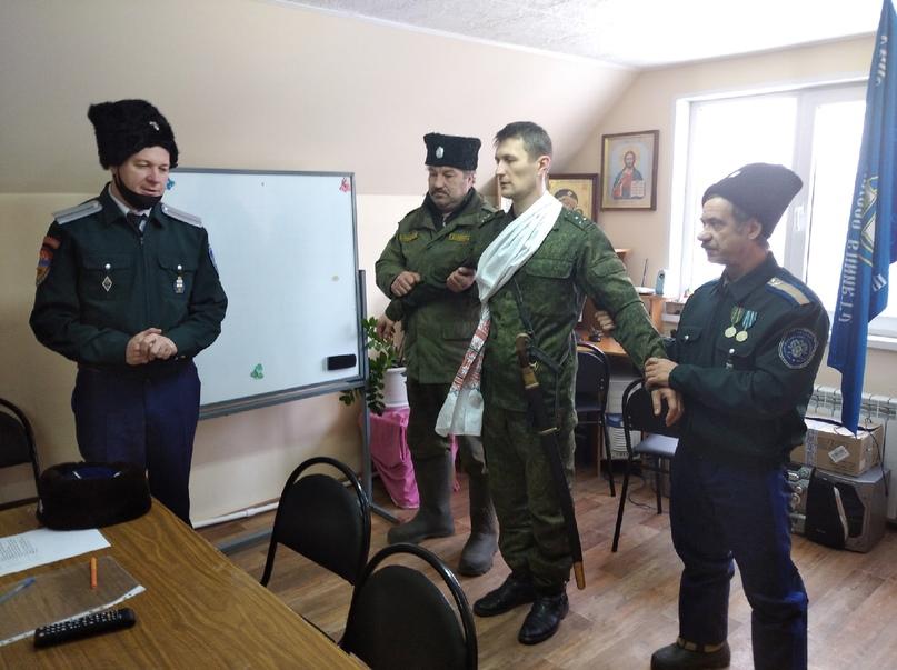 В станице «Верхне-Уфалейской ОКВ» прошел отчётно-выборный круг., изображение №1