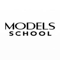 Логотип Models school / школа моделей / Челябинск