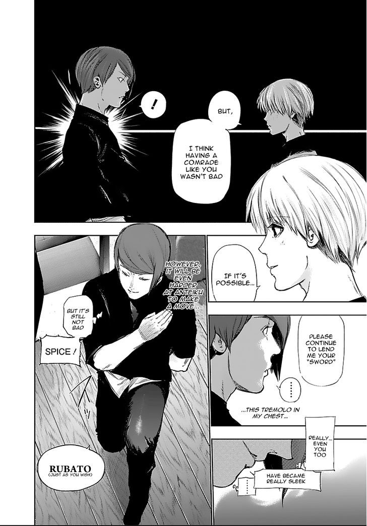 Tokyo Ghoul, Vol.12 Chapter 121 Bull's Eye, image #9