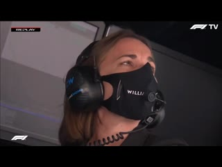 Claire Williams|We will miss you