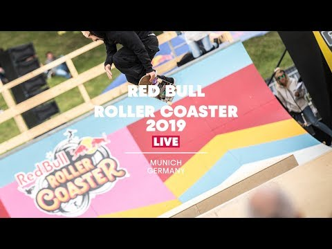Red Bull Roller Coaster Finals I LIVE