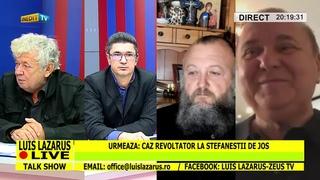 Luis Lazarus - Colonelul Dogaru, Nick Radoi ( Los Angeles) si teologul Valentin Guia!
