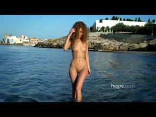 Рыжая бестия модель(model) юлия ярошенко видеосъемка на море red head
